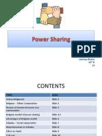 Power Sharing