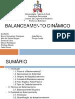BALANCEAMENTO DINÂMICO - FINAL.pptx