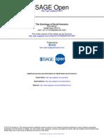 Sociology of Social Inclusion.sage Open-2013-Allman