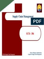 306 Scm Unit II Revised 1