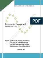 Economie Europeana II AI