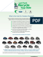 Let Ford Recycle Your Ride (read in Full Screen mode)