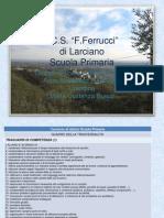 Doc. 2 - Larciano Sc. Prim. Il Curricolo