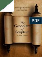 The Geopolitics of Scripture - Dov S Zakheim - July-August 2012