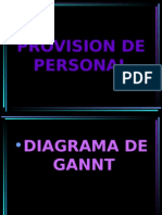 Presentacion Provision de Personal