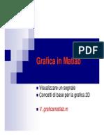 Grafica in Matlab