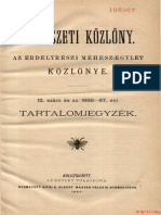 Méhészeti közlöny 1887