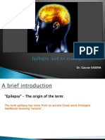 Epilepsy and Its Management