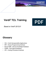 Verdi TCL Training
