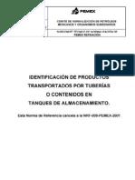PEMEX - Tanques y Tuberias