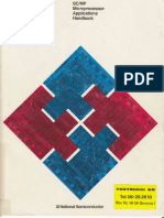 SC/MP Microprocessor Application Handbook