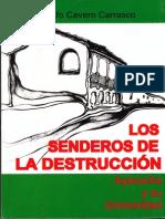Ranulfo Cavero Carrasco - Los senderos de la destrucción, Ayacucho y su Universidad
