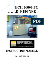 Afftech Abstract Manual 10000pc Automated