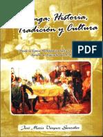 José María Vásquez Gonzáles - Huamanga, historia, tradición y cultura