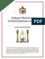 Dialogos Masonicos Gotthold Ephraim Lessing