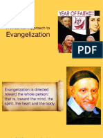 Vincentian Approach to Evangelization