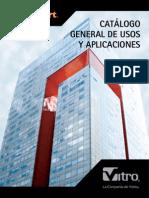 VITRO-CÁTALOGO GENERAL DE USOS Y APLICACIONES