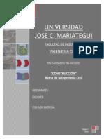 RAMAS DE INGENIERIA CIVIL Construccion