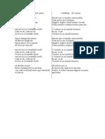Don't Panic (Traduccion)