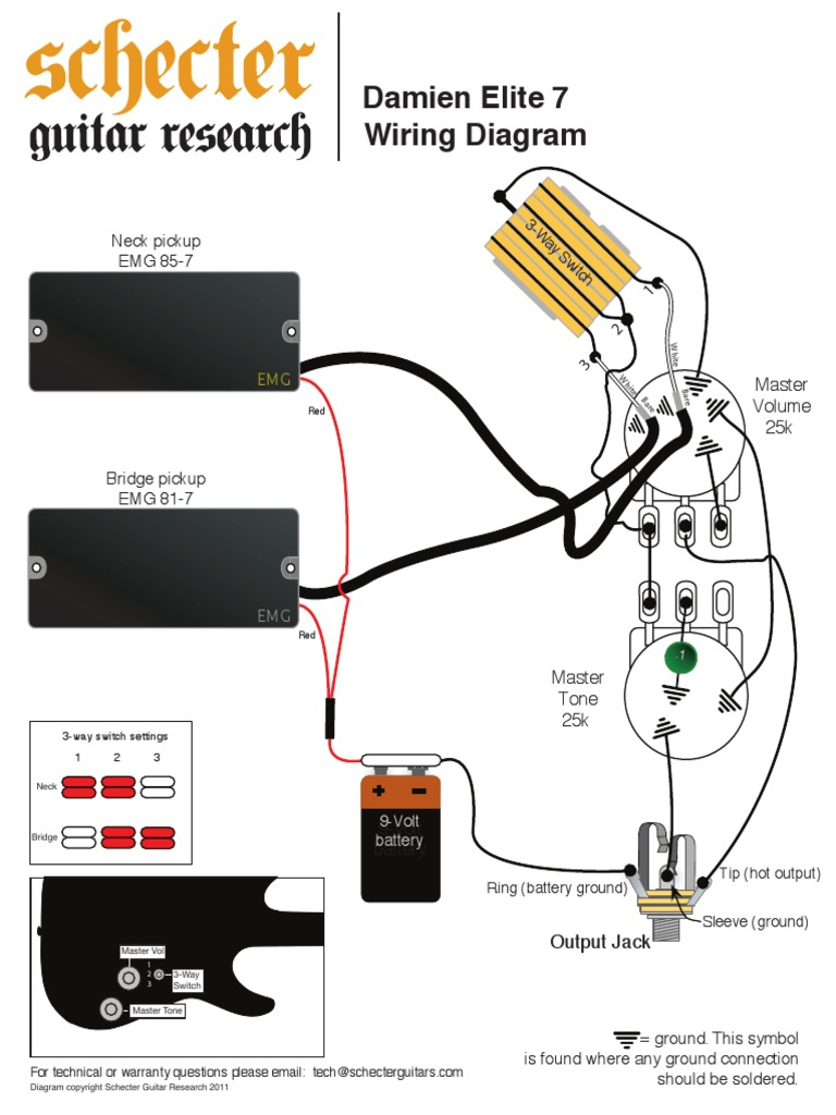 schecter guitar wiring diagram schecter image pickup wiring diagram schecter c 7 05 scion tc fuse diagram on schecter guitar wiring diagram
