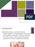 dermatitits del pañal