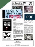 Boletim Operário 245