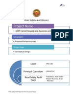 Road Safety Audit Report-MAF Transit Houses Temporary Road Conceptual Design