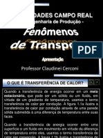 Transf Calor Conducao