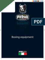 PITBULL BOXING EQUIPMENT CATALOGUE 2013 P1