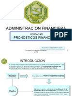 Pronosticos financieros