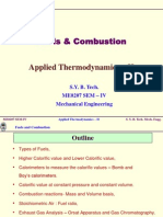 SE Mech Thermo II Chapter 2 Fuels and Combustion