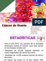 CA de Ovario