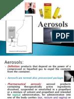 Aerosols powerpoint