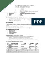 Ciclo i - Org. y Adm. de Soporte Tecnico