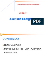 4 Auditoria Energtica