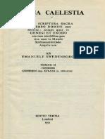 Swedenborg-ARCANA-CAELESTIA-Tomus-II-Editio-Tertia-Londinii-1952-n°-1886-2759