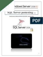 SQL Server pentesting (tuto de A à Z)