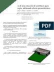 diseño eléctrico de una estación de aeróbicos para   harvesting de energía, utilizando efecto piezoeléctrico