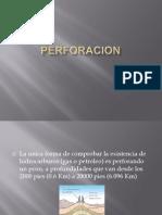 PERFORACION