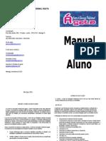 Manual Do Aluno-2009