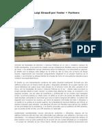Artículos de Arquitectura - Campus Luigi Einaudi por Foster