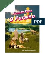 """""""Voando Para O Paraíso"""" - 2 páginas do Capítulo 1"""