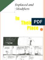 Modifier Errors Revised