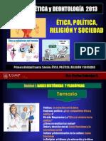 Cuarta Sesion Etica Politica y Derecho
