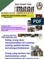 Slaid bantuan mengajar-Melawan Kebakaran Tahap 3