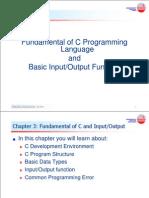 Chapter3 Fundamental InputOutput-New