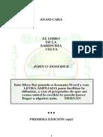 Anam Cara - El Libro de La Sabidura Celta (2)