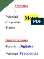 Curso Cat Sensores Presentacion y Testes