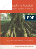 'Teaching Practice. a Handbook for Teachers in Training' - Gower Roger, Phillips Diane, Walters Steve