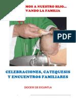 bautismo de niños renovando la familia
